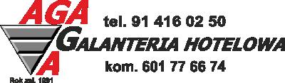 AGA Galanteria hotelowa logo